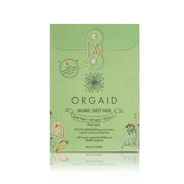Orgaid Facial Bundle - Box for Two