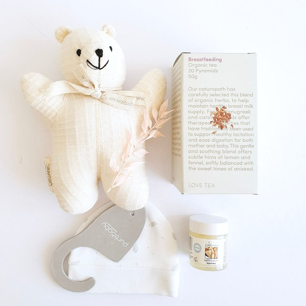 mum and baby gift box - baby shower gift - boxfortwo