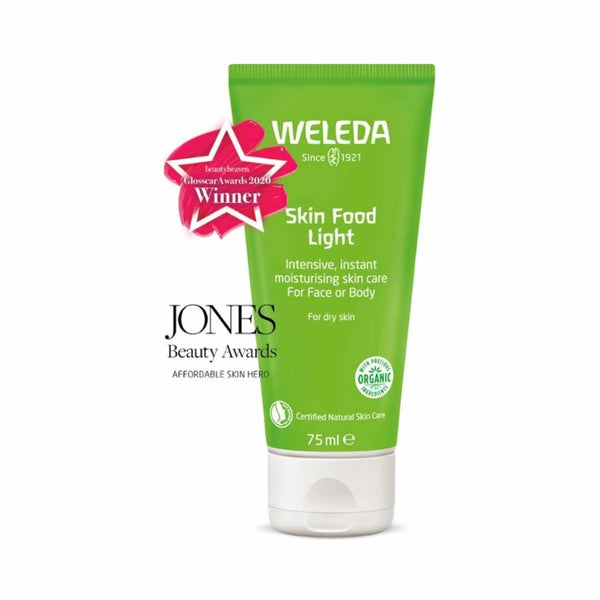 Weleda skin food light - boxfortwo - award winning