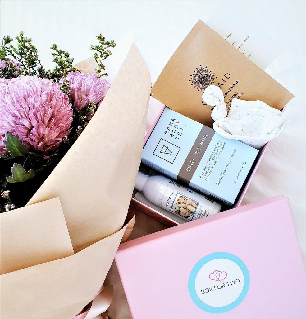Pregnancy Gifts - The Trimester Series - Box for Two