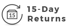 15 Day Returns
