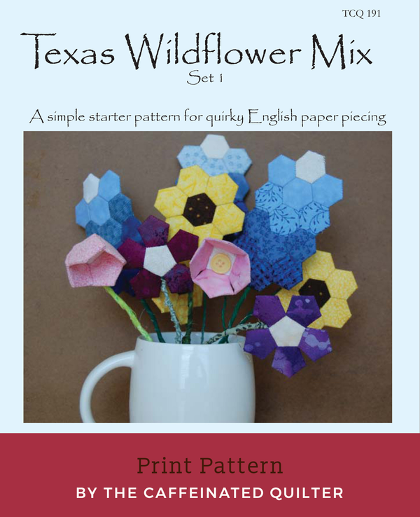 Texas Wildflower Mix Set 1