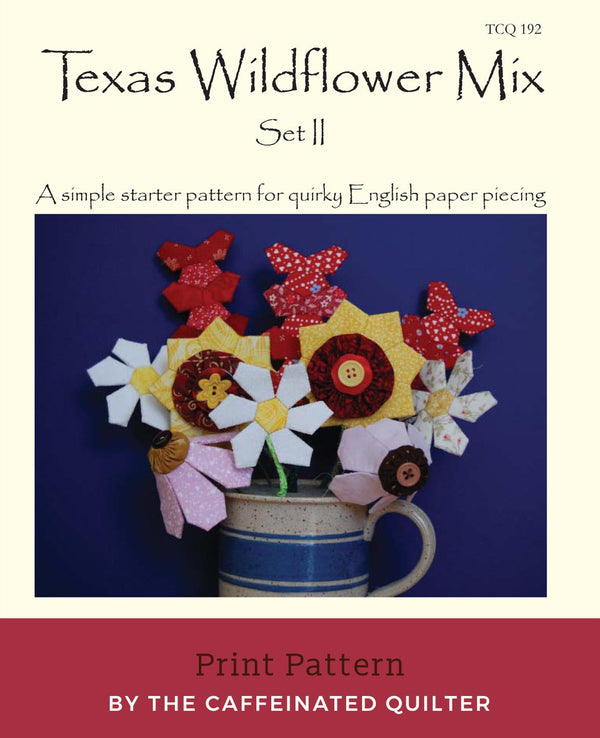 Texas Wildflower Mix Set 2