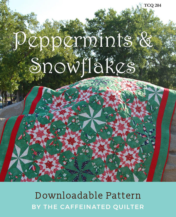 Peppermints and Snowflakes Download