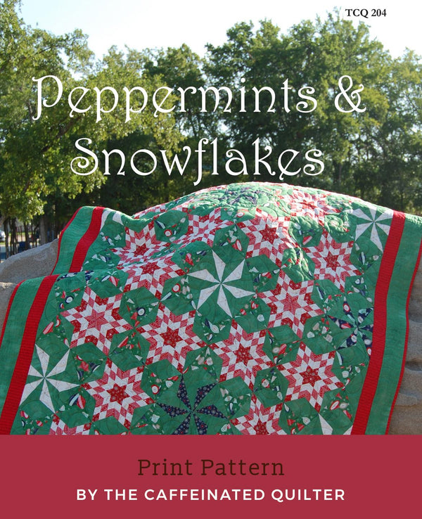 Peppermints and Snowflakes