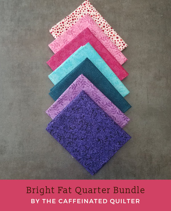Bright Fat Quarter Bundle