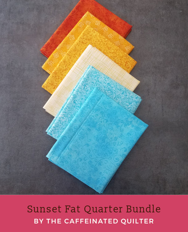 Sunset Fat Quarter Bundle