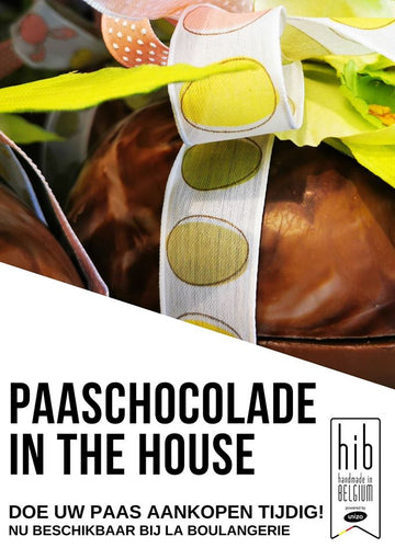 Paaschocolade in the House