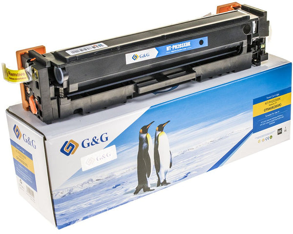 HP Compatible CF283A Black Toner