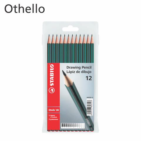 Stabilo Pencil Othello 282 12 PCs