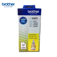 Brother Original BT5000 Yellow Ink Cartridge