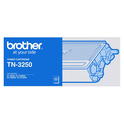 Brother Original TN-3250 Black Toner