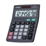 Casio Calculator MS-8S
