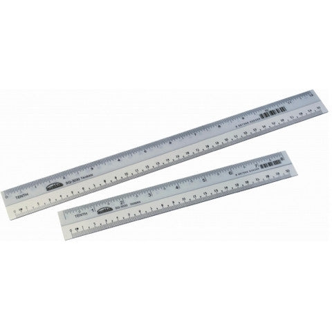 Ruler Plastic Multiple Sizes