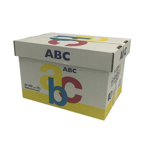 Copy Paper ABC A4 ( Box of 5 )