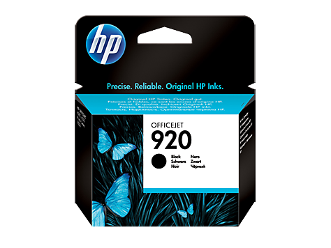 HP CD971AE Black Ink Cartridge