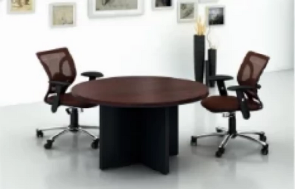 3kc02-1200 ROUND Meeting Table