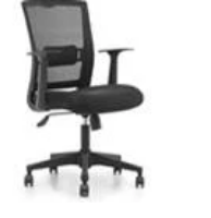 Office Chair with Wheels