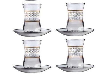 Estekan Tea Cups Set 6 Pieces