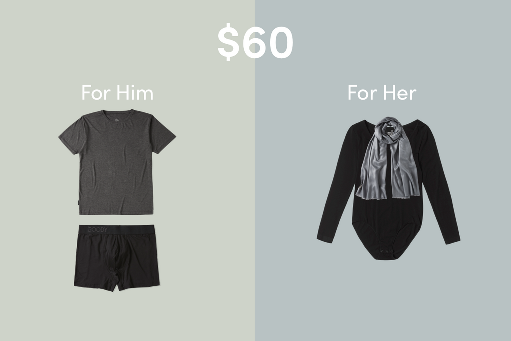 Boody $60 Gift Guide