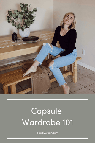 Capsule wardrobe on Pinterest