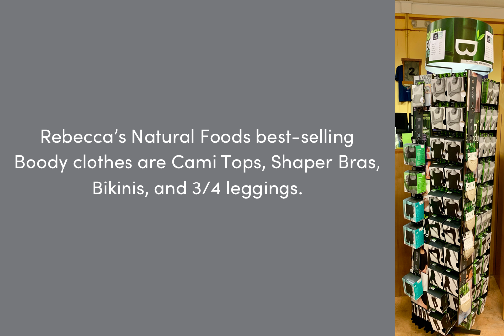 Rebecca's Natural Foods