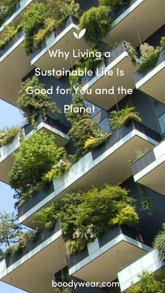 Why Living a Sustainable Life Is Good for You and the Planet