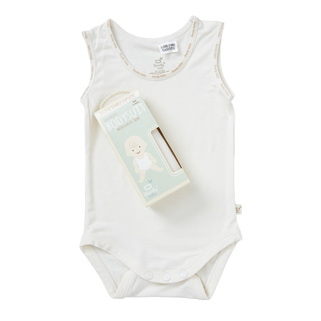 BABY SLEEVELESS BODY SUIT