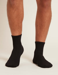 Men's Quarter Crew Sock