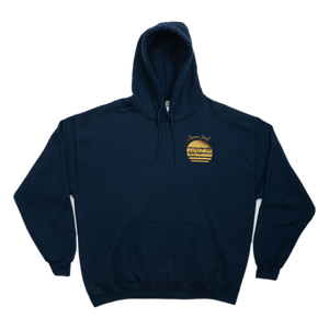 Gold Standard Super Soul Yoga OG Embroidered Unisex Pullover Hoodie