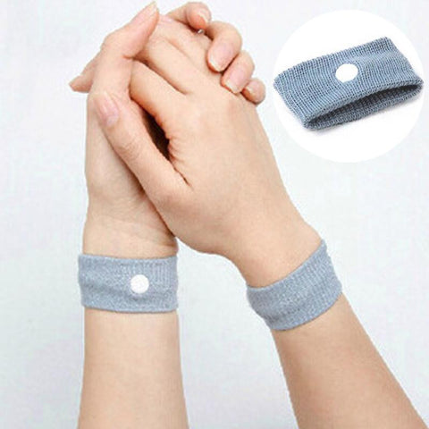 Anti nausea, motion sickness wristbands