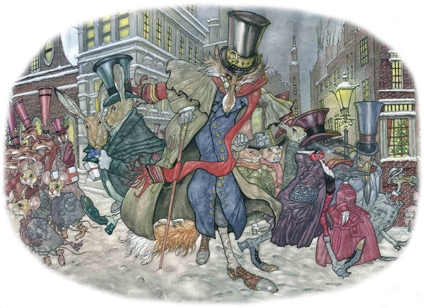 A Christmas Carol - Collectors Limited Edition Book