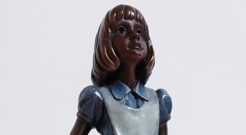 Alice - Limited Edition Bronze Sculpture