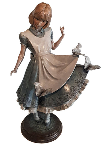 Alice - Limited Edition Sculpture
