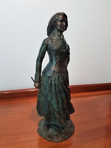 Cathy - Wuthering Heights - Limited Edition Bronze