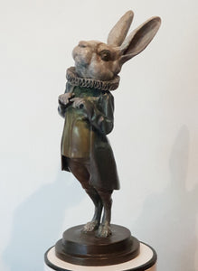 The White Rabbit - Limited Edition Bronze Sculpture