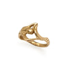 Harvest Moon Ring | Bronze