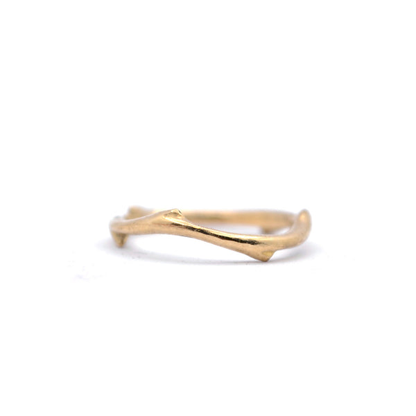 Thorn Ring | Bronze