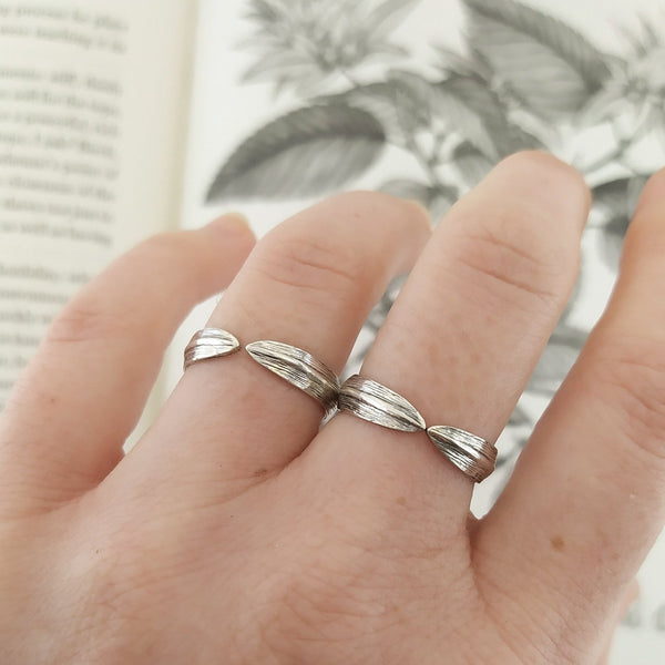 Whisper ring - ready to ship