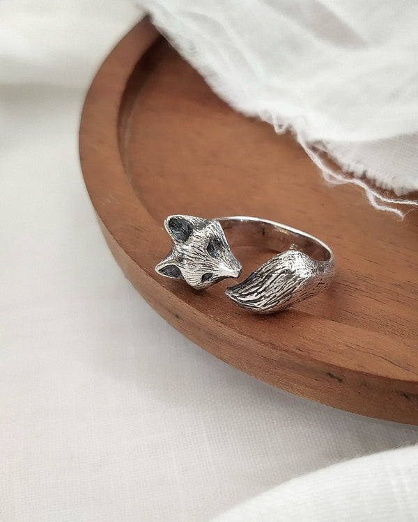 Fox ring - ready to ship