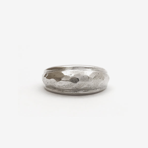 Conduit Ring | Silver