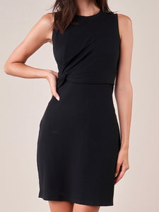 Liv Twist Side Bodycon