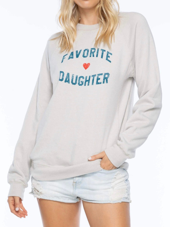 SR Favorite Daughter Sweater