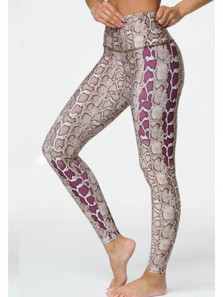 Highrise Graphic Leggings