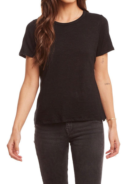 Chaser Open Tie Back Tee