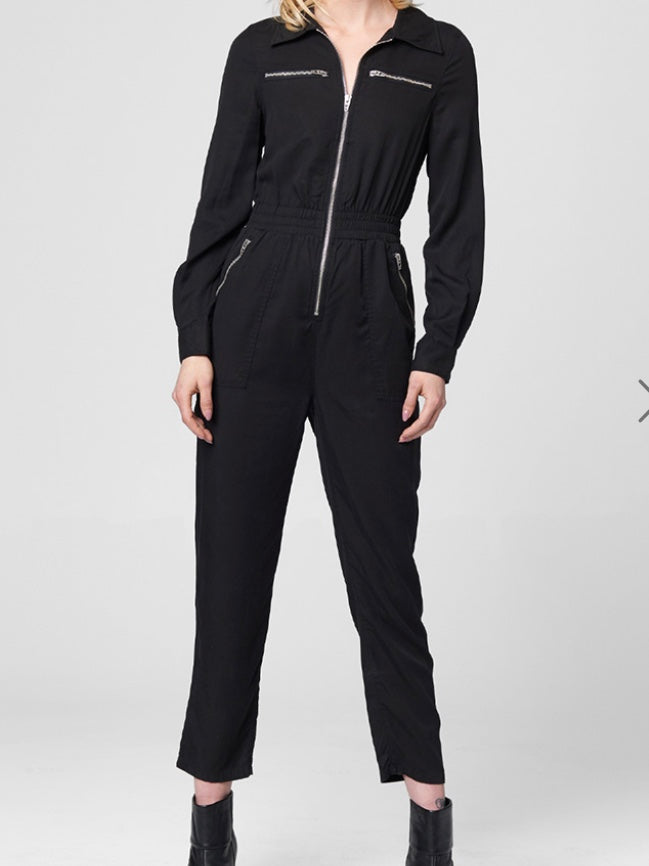 Blank Nyc  Blackout Jumpsuit