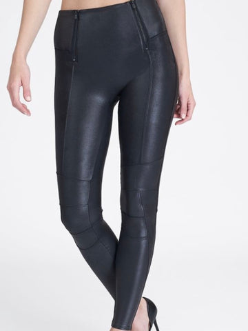 Spanx Hip Zip Leggings