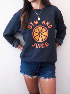 Riot Gym And Juice Sweatshirt