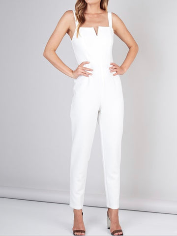 Bailey V Neck Jumpsuit