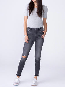 Unpublished Highrise Distressed Jeans